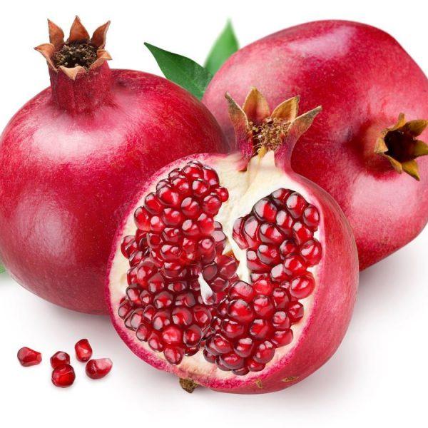 frozen pomegranate seeds